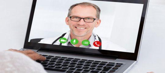 Consultations médicales en ligne